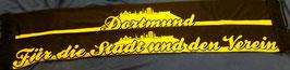 Dortmund für die Stadt und den Verein Seidenschal