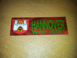 Hannover war hier