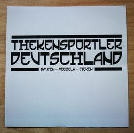 Thekensportler Deutschland Aufkleber