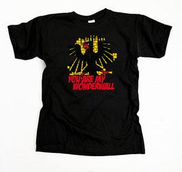 Dortmund Wonderwall Shirt Schwarz