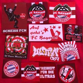 München Szenekleberpaket 6004