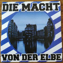 Hamburg die Macht von der Elbe Aufkleber