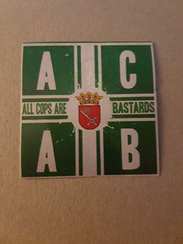 150 Bremen ACAB Aufkleber