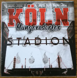 Köln Müngersdorfer Stadion Aufkleber