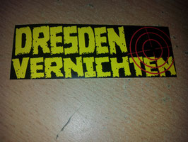 Dresden vernichten