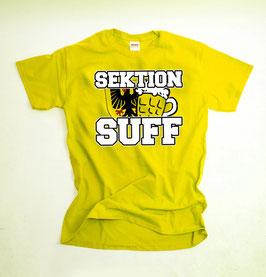 Dortmund Sektion Suff Shirt Gelb