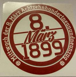 150 Frankfurt Birthday Aufkleber