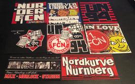 Nürnberg Szeneklebermix 12134