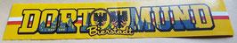 150 Dortmund Skyline Länglich Aufkleber