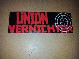 Union vernichten