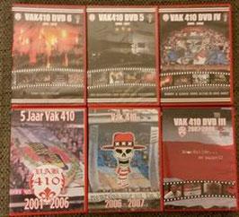 Amsterdam DVD Paket 6 DVDS
