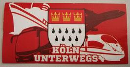 Köln unterwegs Shirt