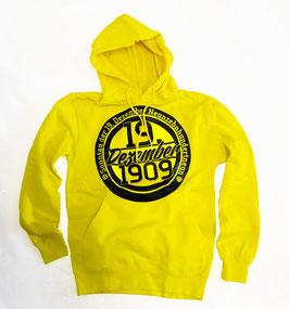 Dortmund Birthday Hoodie Gelb