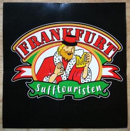 Frankfurt Sufftouristen Aufkleber