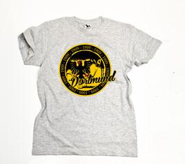 Dortmund 1909 Kreis Shirt Grau