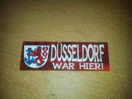 Düsseldorf war hier