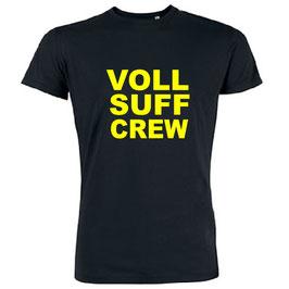 Vollsuffcrew Shirt Schwarz /Gelb /Pink