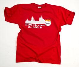 Köln Home dom Shirt Rot