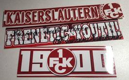 Kaiserslautern Szeneklebermix 12299