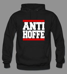 Anti Hoffe Hoodie Schwarz Balken