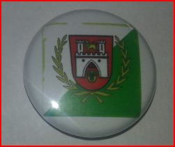 Hannover Stadtwappen Button