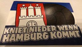 150 Hamburg Kniet nieder wenn Hamburg kommt Aufkleber