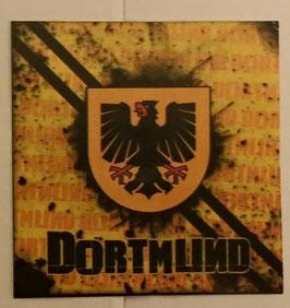 150 Dortmund Spezial 6x6 Aufkleber