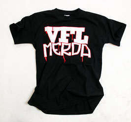 VFL Merda Shirt Schwarz