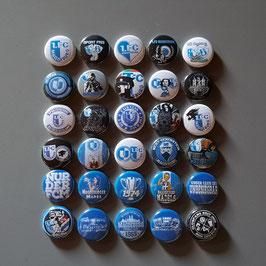 Magdeburg Szene Pins Buttons