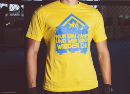 Braunschweig nur ein Jahr Shirt Gelb
