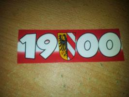 150 1900 + Wappen Nürnberg