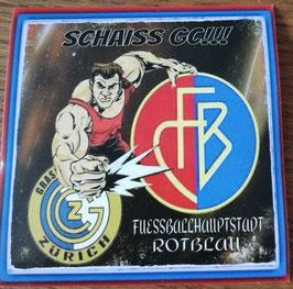 Basel Schaiss GC Aufkleber