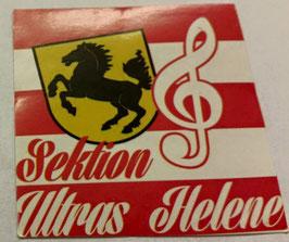 150 Stuttgart Sektion Ultras Helene Aufkleber