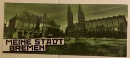 150 Bremen Meine Stadt Aufkleber