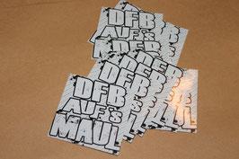 150 DFB aufs Mauls