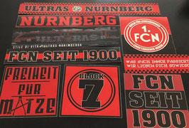 Nürnberg Szeneklebermix 6859