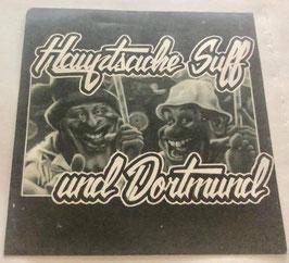 Dortmund Hauptsache Suff Aufkleber