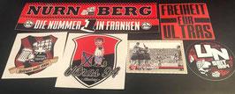 Nürnberg Szeneklebermix 6378
