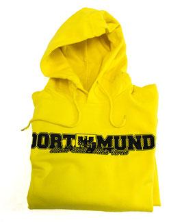 Dortmund meine Stadt mein Verein Hoodie