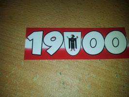 200 1900 + Stadtwappen München