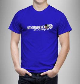 Gelsenkirchen im Ruhrpott Shirt Blau