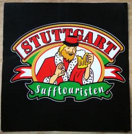 Stuttgart Sufftouristen Aufkleber