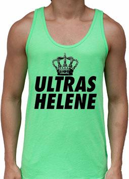 Ultras Helene Krone Neongrün Tanktop