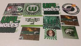 Wolfsburg Szeneklebermix 1405