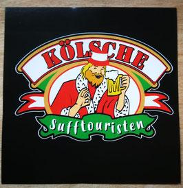 Köln Kölsche Sufftouristen Aufkleber