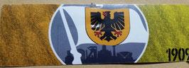 150 Dortmund Fahne Aufkleber