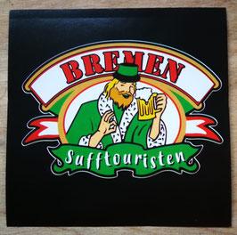 Bremen Sufftouristen Aufkleber