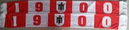 München 1900 Balken Seidenschal