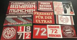 München Szeneklebermix 6740