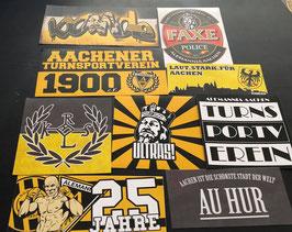 Aachen Szeneklebermix 6830
